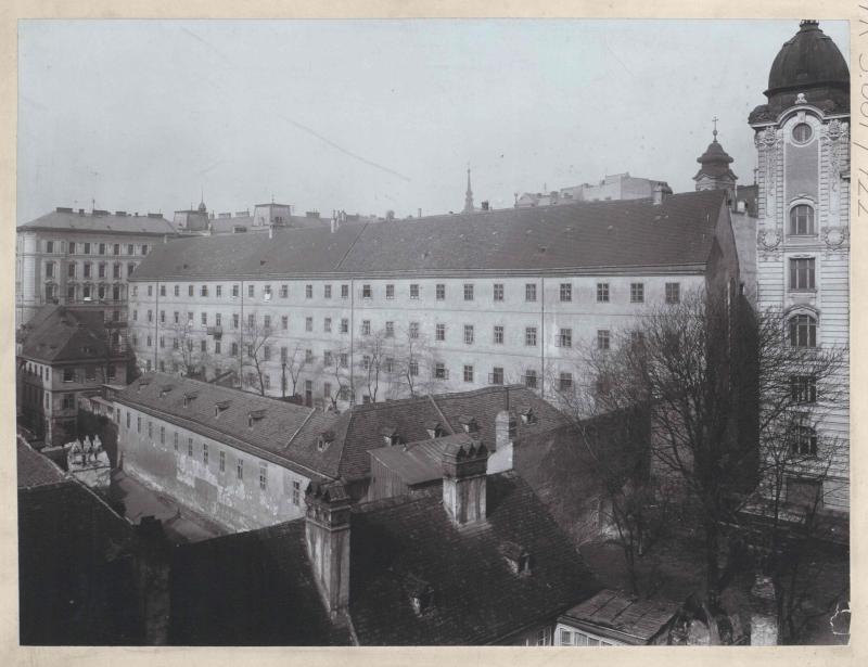 Polizeigefangenenhaus in Wien