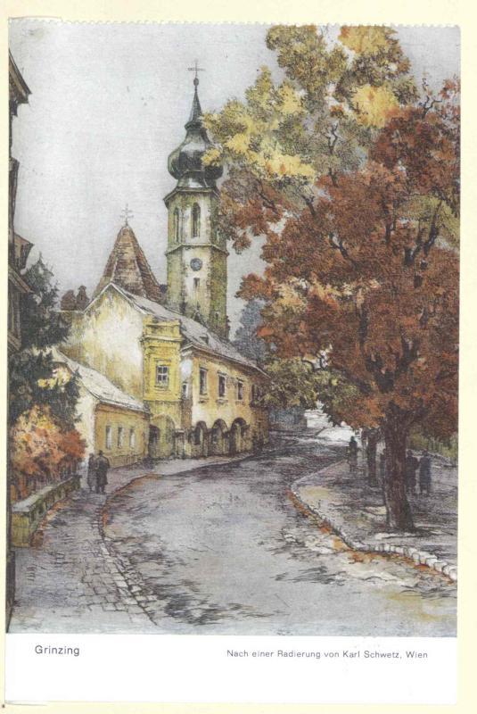 Wien 19, Himmelstraße