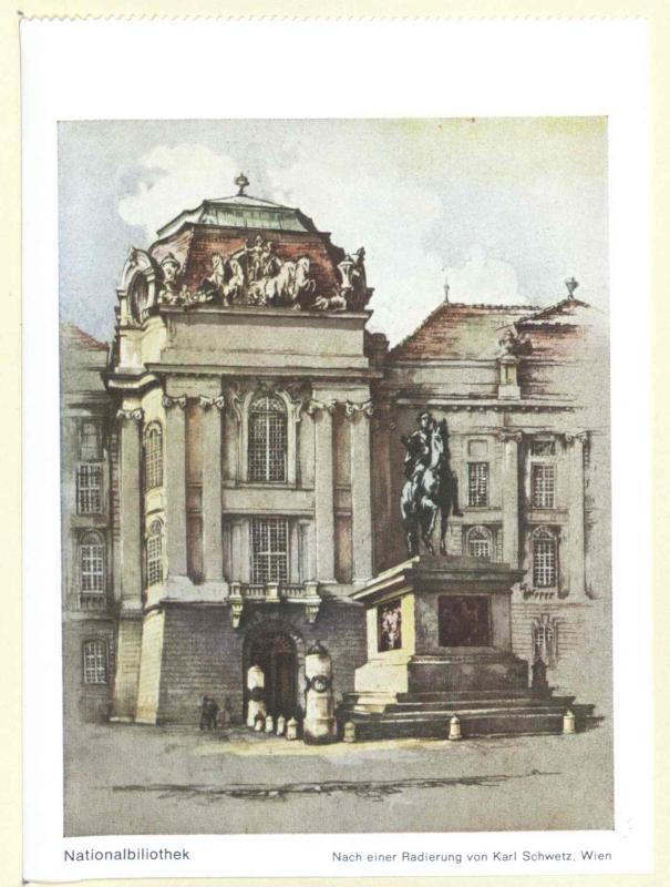 Josefsplatz in Wien