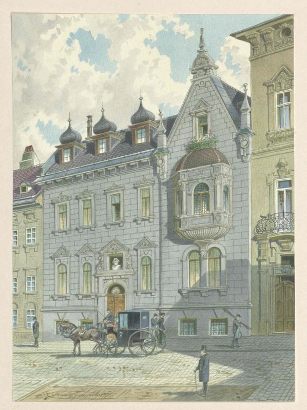 Kochgasse 14 in Wien
