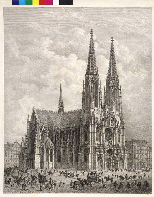 Wien I, Votivkirche