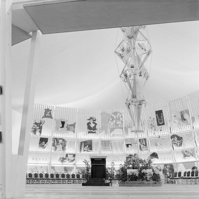 Wien, Gewerbeausstellung 1951