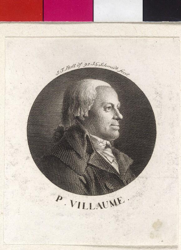 Villaume, Peter