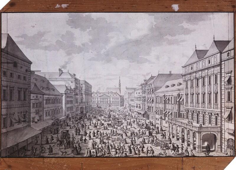 Wien 1, Neuer Markt