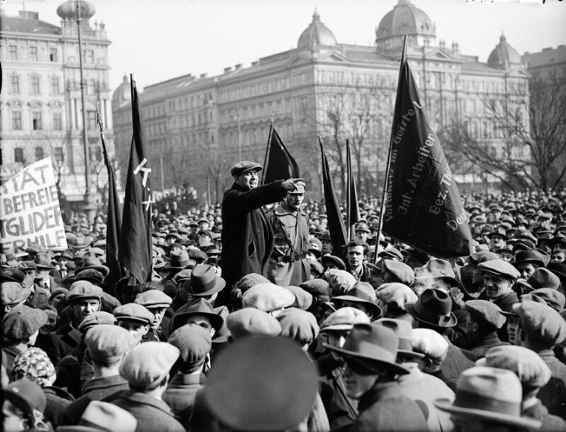 Weltkampftag der Kommunisten gegen die Arbeitslosigkeit