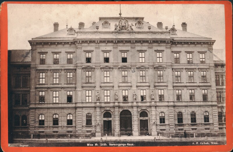 Wien, Versorgungshaus