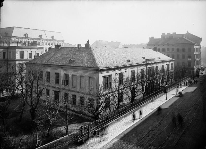 Wien 9, St. Anna Kinderspital
