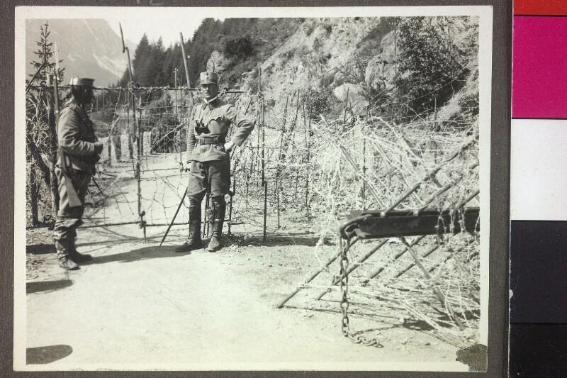 Alltagsszenen aus Südtirol