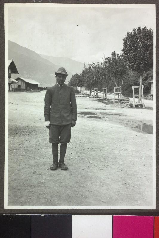 Gefangener Alpini