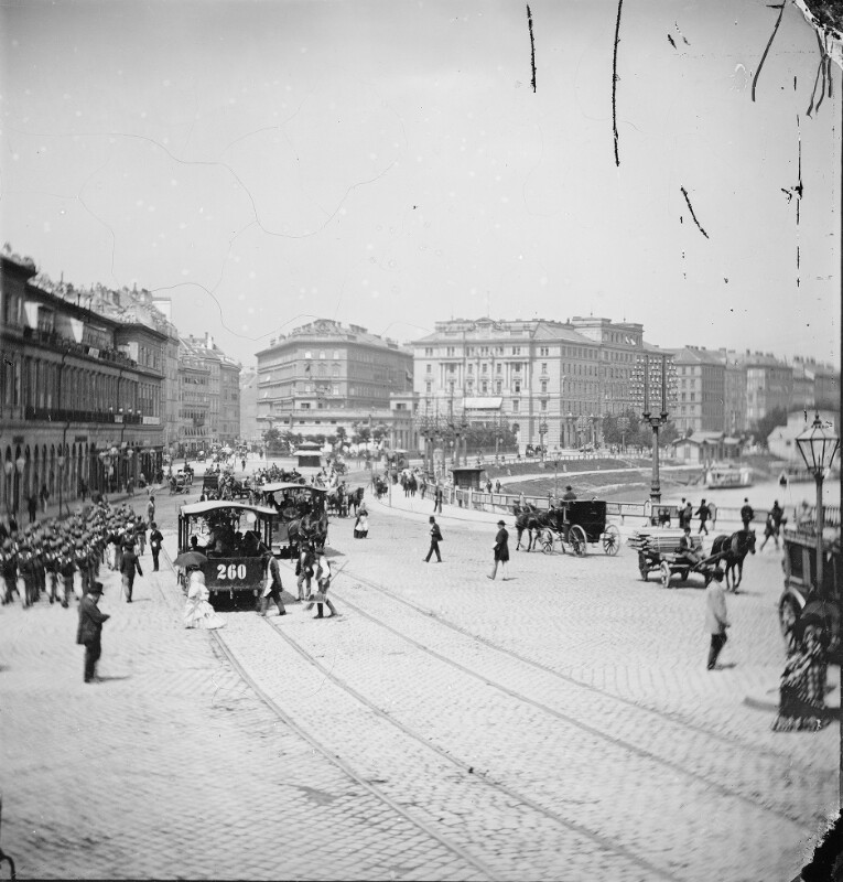 Wien 1, Franz-Josefs-Kai