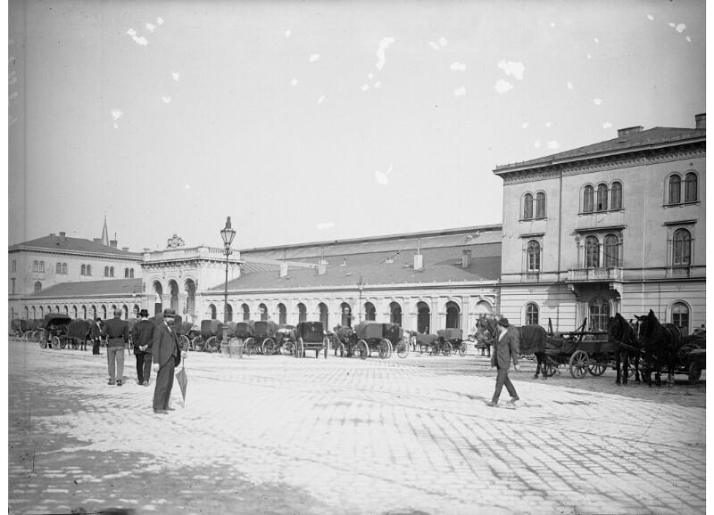 Wien 15, Westbahnhof