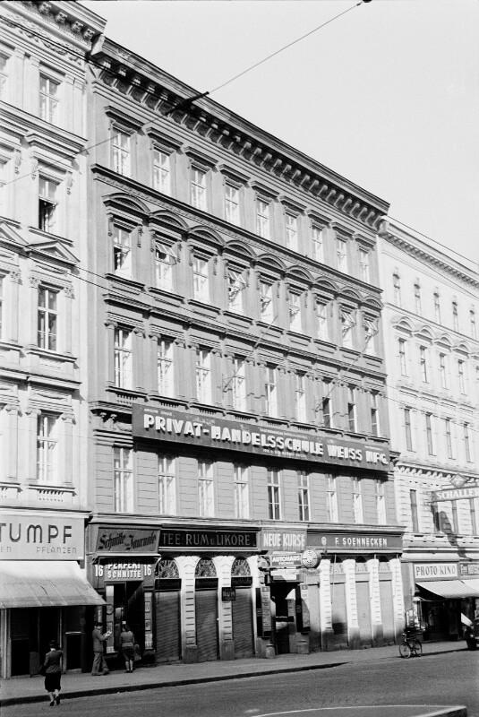 Wien 1, Getreidemarkt 16