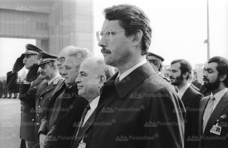 Friedhelm Frischenschlager 1985