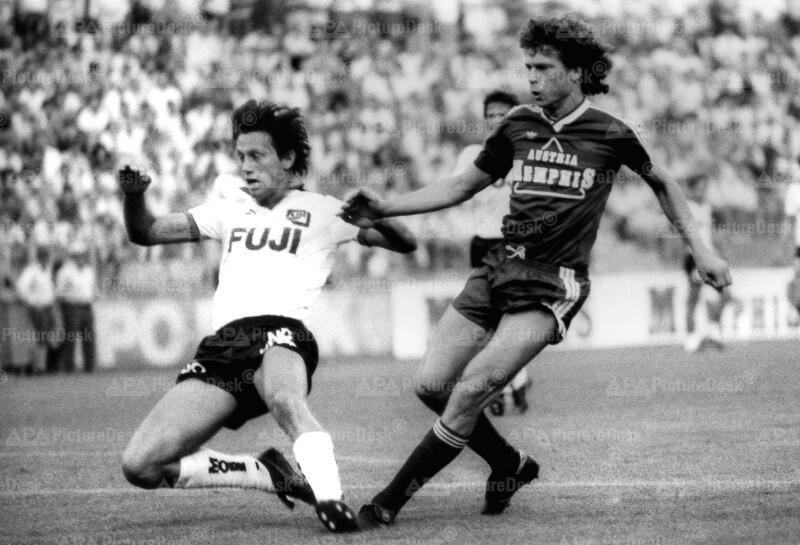 Admira Wacker vs Austria Wien - Toni Polster