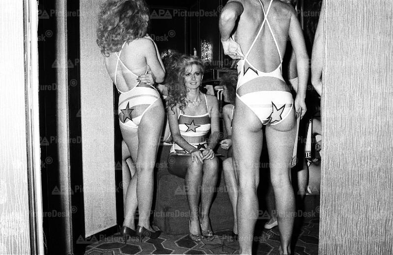 """National Team Beauty Contest"" 1985 in Wien"