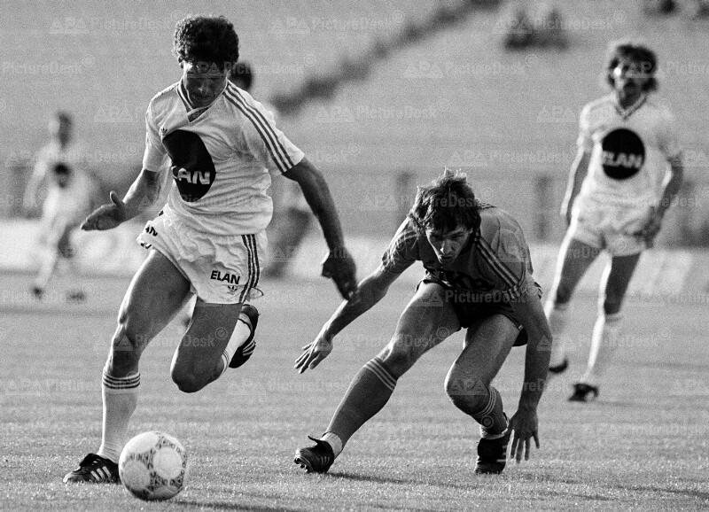 Fußball: Meister-Play-Off 1987 - Rapid gegen LASK