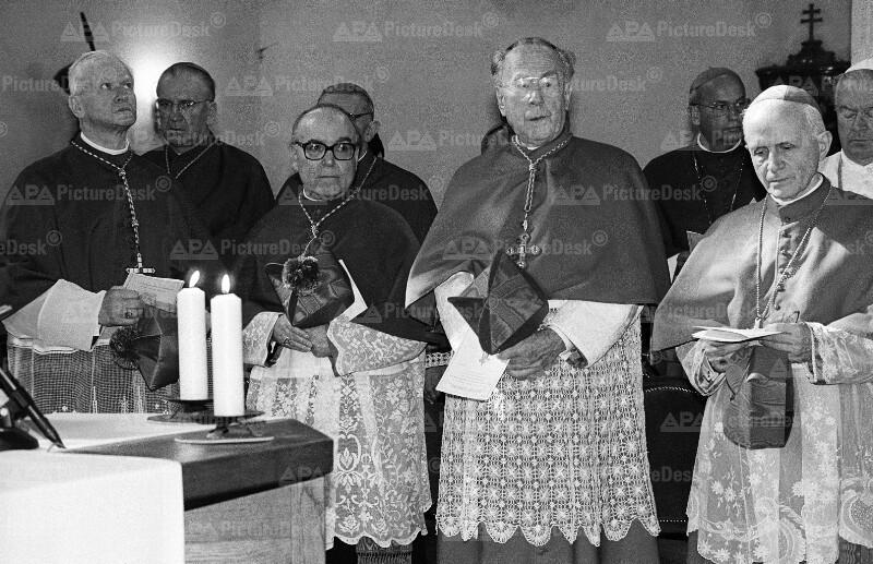 Alfred Kostelecky übernimmt die St.Georgskirche