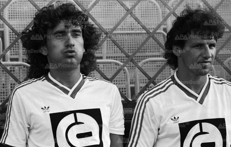 Fußball-Bundesliga 1987: FC Tirol vs. Austria Wien