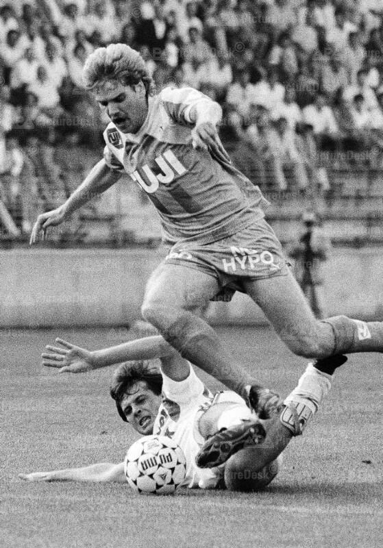 Bundesliga 1987 - Admira vs. VOEST
