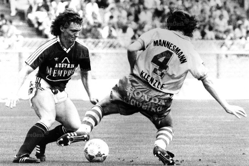 Bundesliga 1987- Austria Memphis vs. Vienna
