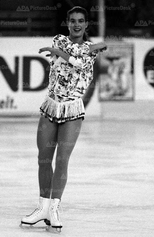 Eiskunstläuferin Katarina Witt