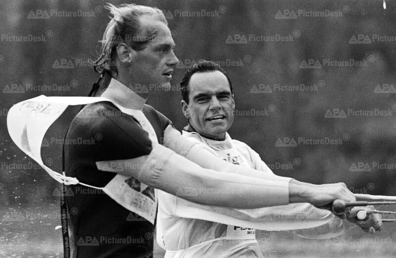 Erwin Resch und Markus Wasmeier
