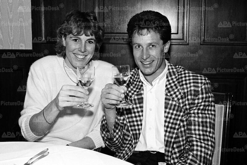 Anni Kronbichler und Hans Enn