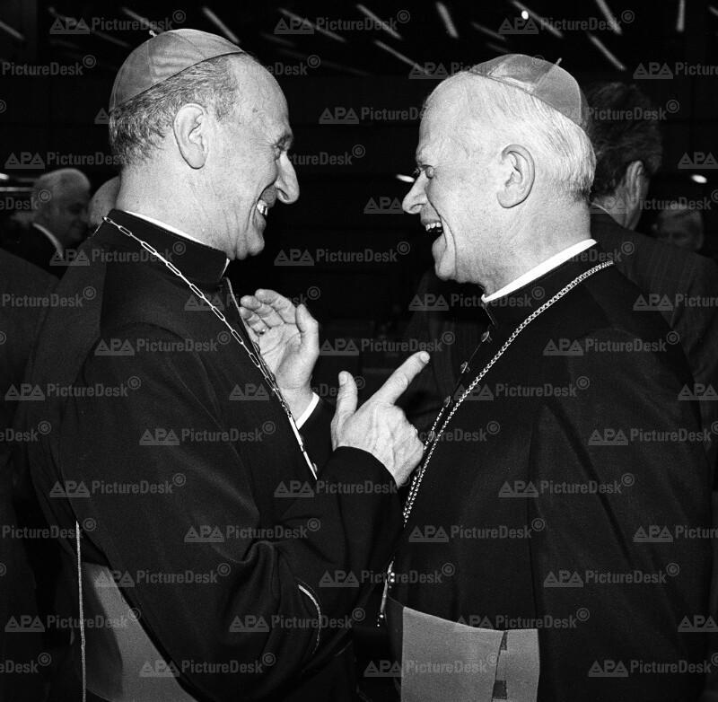 Österreichische Nationalbibliothek - Roger Etchegaray und Hans ...