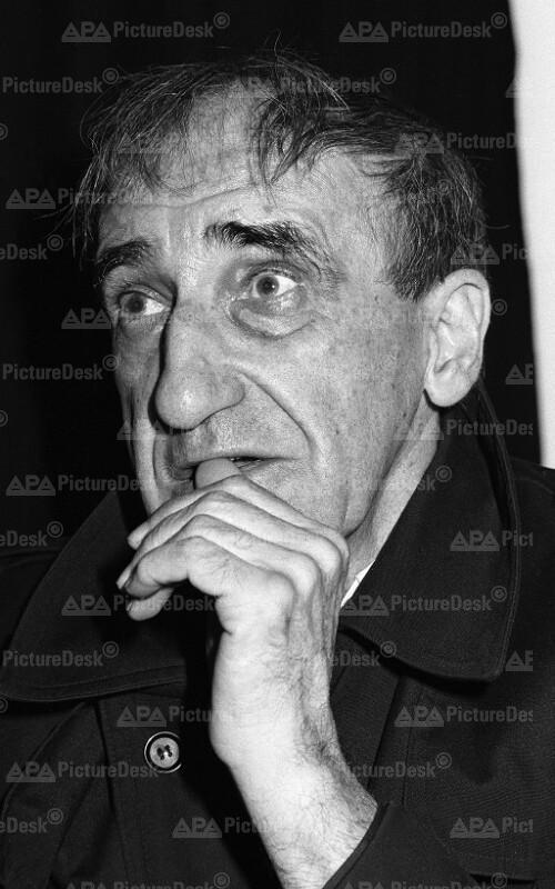 Bühnenautor Tadeusz Kantor - B14944189T14944193