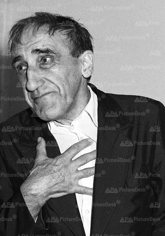 Dramatiker Tadeusz Kantor - B14944205T14944209