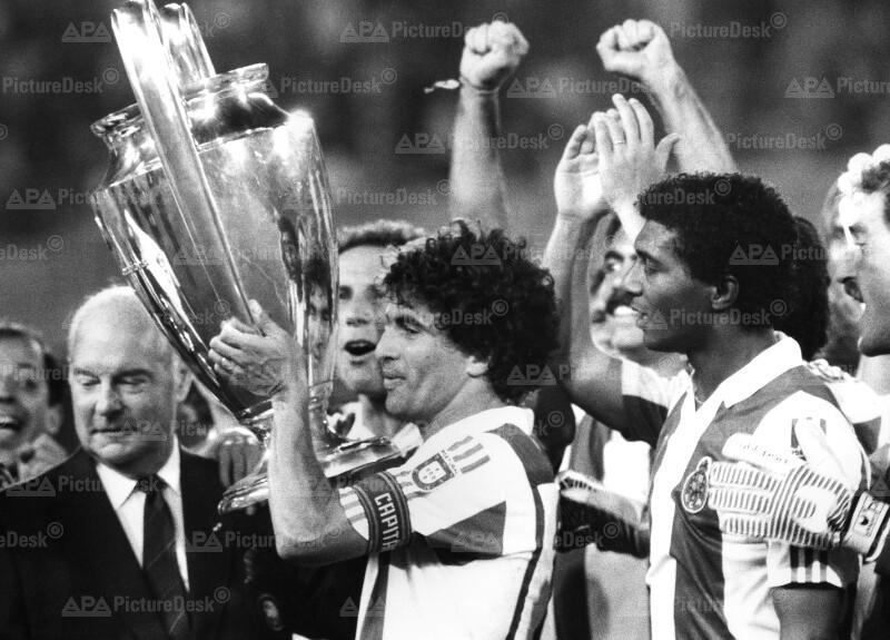 Europa-Cup 1987 - FC Porto