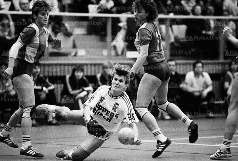 Handball-Europacup der Damen 1989 - Hypobank Südstadt vs. SC Leipzig