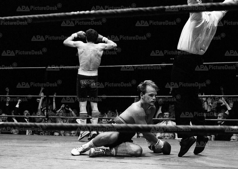 Boxen - Edip Secovic vs. Brian Grant