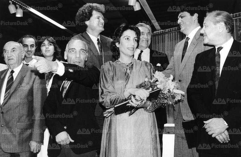 Bruno-Kreisky-Preis für Menschenrechte 1988