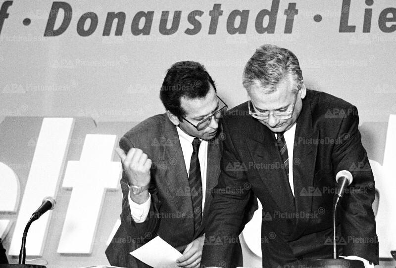Wien - ÖVP - Wolfgang Petrik wird Buseks Nachfolger