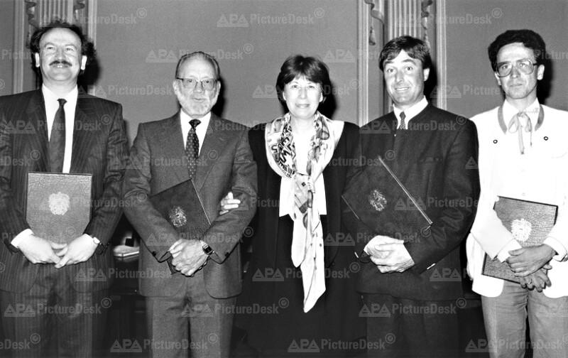"Marilies Flemming vergibt ""Konrad Lorenz Preis"""