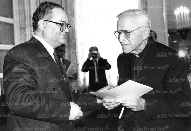 Gennadij Schikin und Leopold Ungar