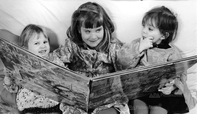 """""""Andersentag"""" - Internationaler Kinder- und Jugendbuchtag 1990"""