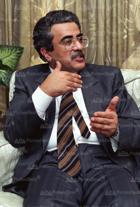 OPEC-Konferenz in Wien - Sheik Ali Khalifa al-Sabah