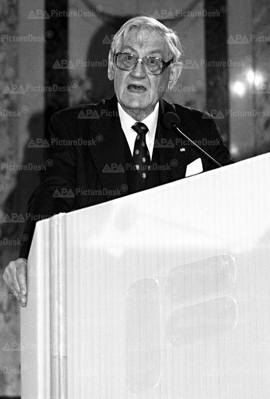 35-Jahr-Jubiläum der FPÖ - Wilfried Gredler