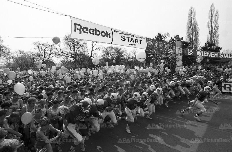 Wiener Frühlingsmarathon 1991