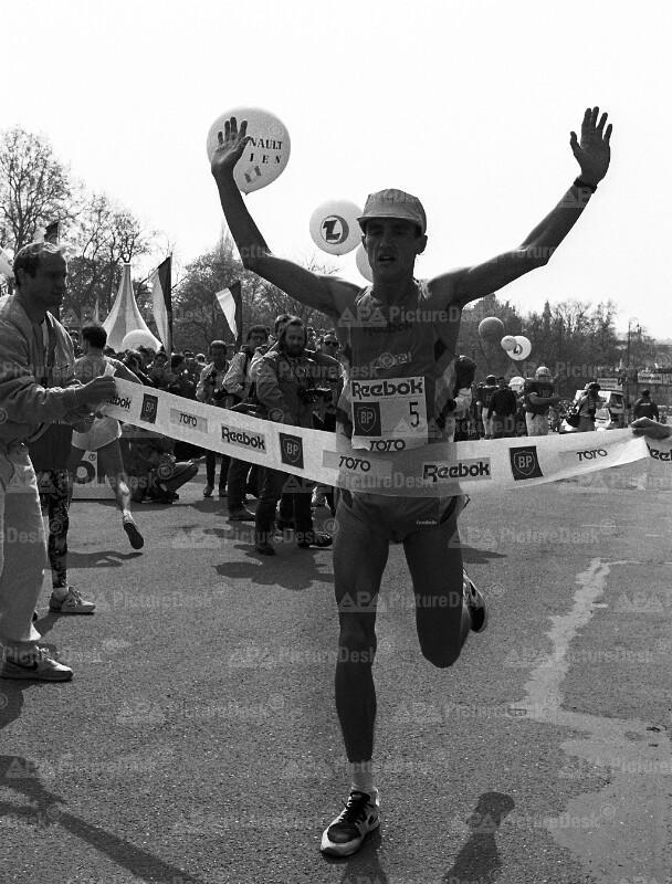 Wiener Frühlingsmarathon 1991 - Karel David