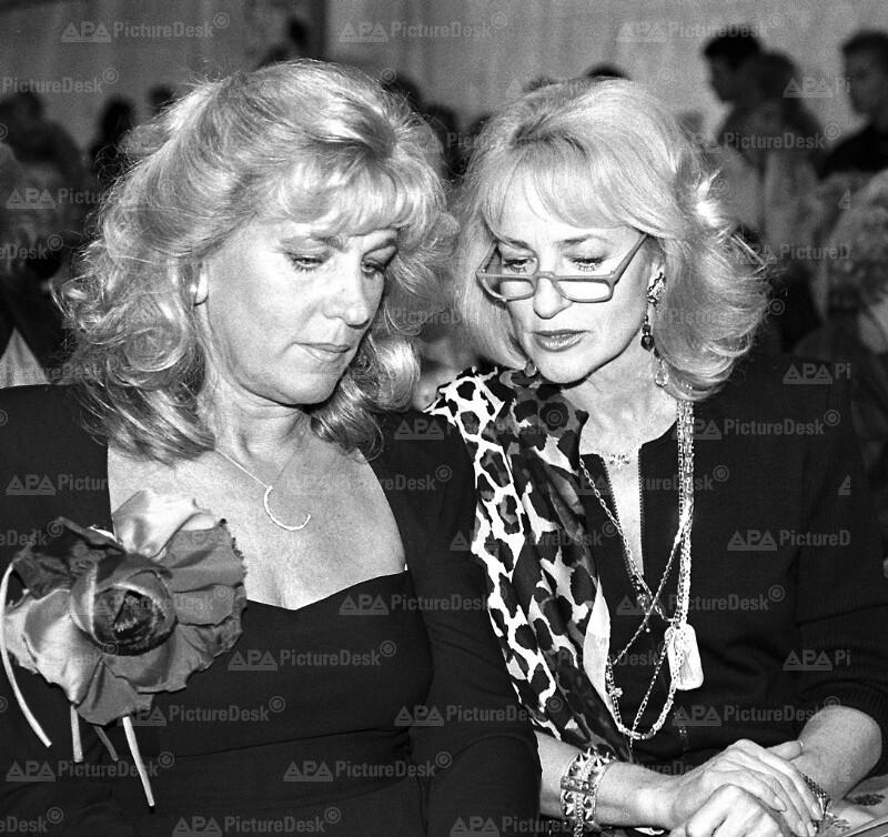 Adlmüller-Modegala 1991 - Christine Vranitzky und Dagmar Koller