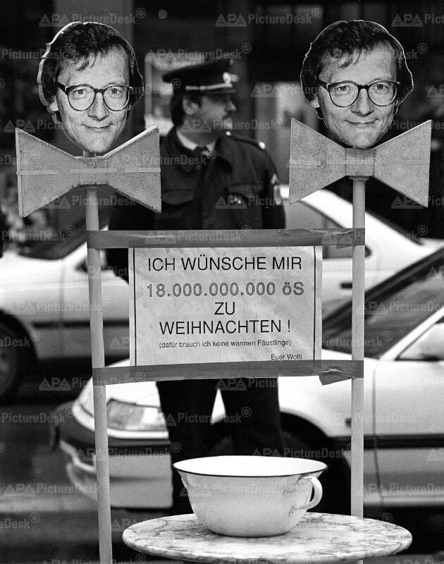 """Demonstration der Transit-Initiative """"Keinen Meter mehr!"""""""