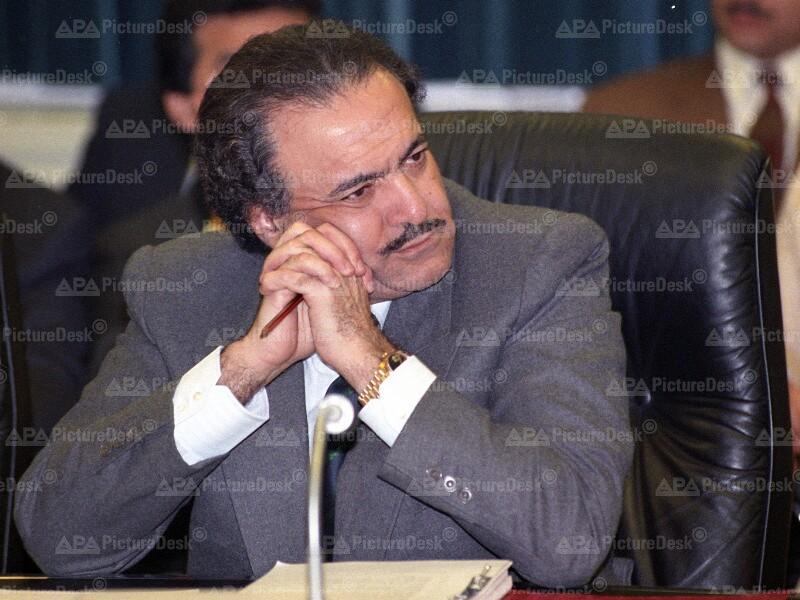 OPEC-Konferenz in Wien - Hisham Mohiddin Nazer