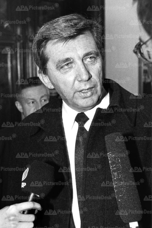 Der Salzburger Landeshauptmann - Hans Katschthaler
