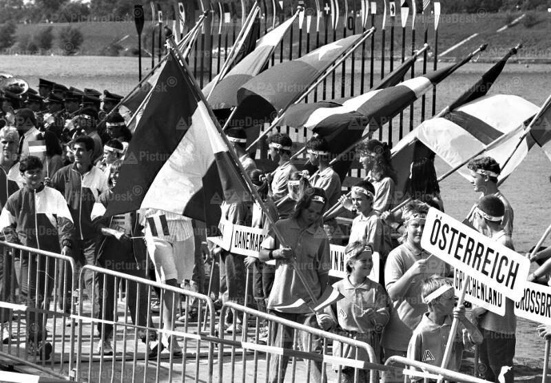 22. Ruder Weltmeisterschaft 1991 - Eröffnungsfest