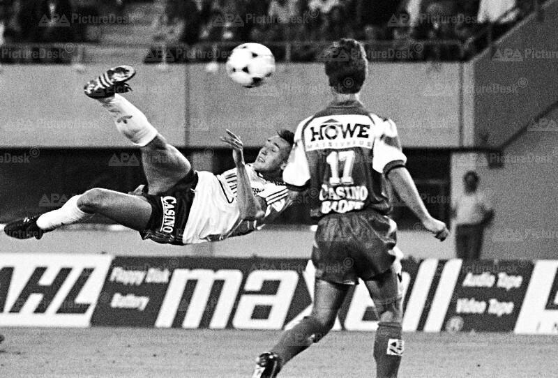 Fußball - Austria vs. Admira - Valdas Ivanauskas