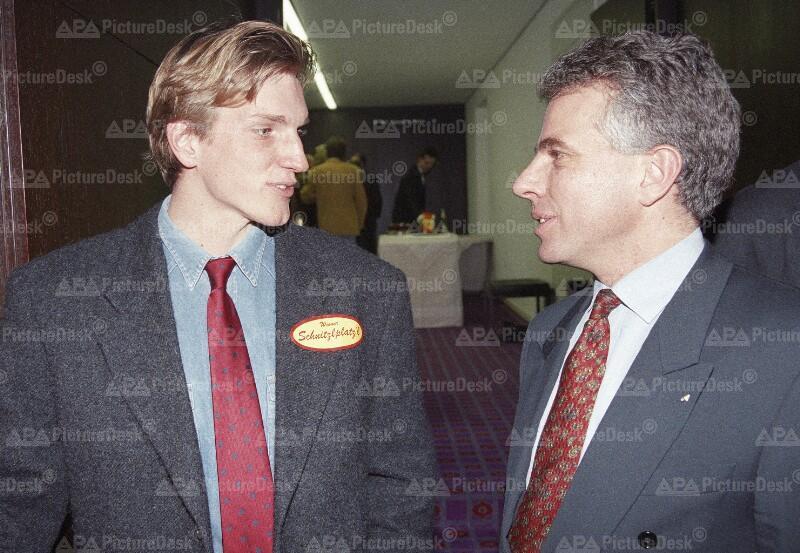 Andreas Herzog und Michael Ausserwinkler