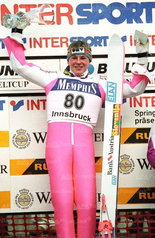 Andreas Goldberger - Innsbruck 1993 - Bergisel